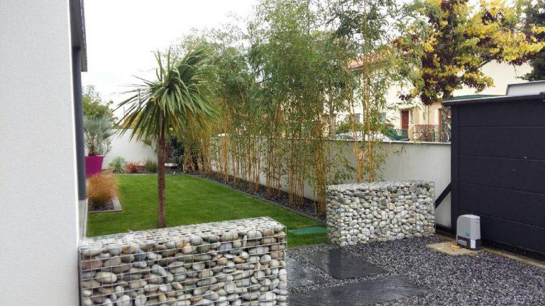 Jardin contemporain BORDEAUX en GIRONDE