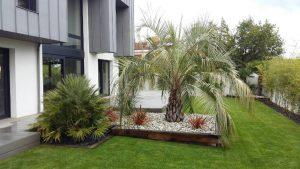 Aménagement d'un jardin design BRUGES proche LE BOUSCAT